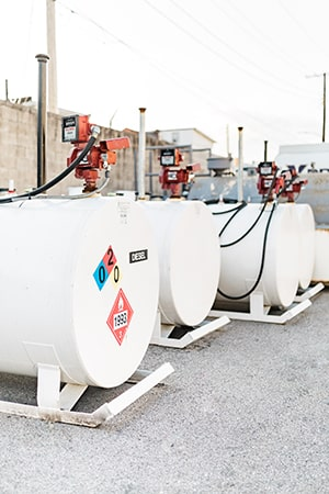 Above-Ground Fuel Storage Tanks - Fuel Management