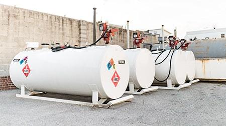 Above-Ground Fuel Storage Tanks