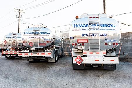 Howard Energy Trucks